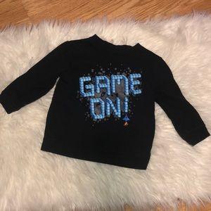 Circo 24m Game on sweatshirt